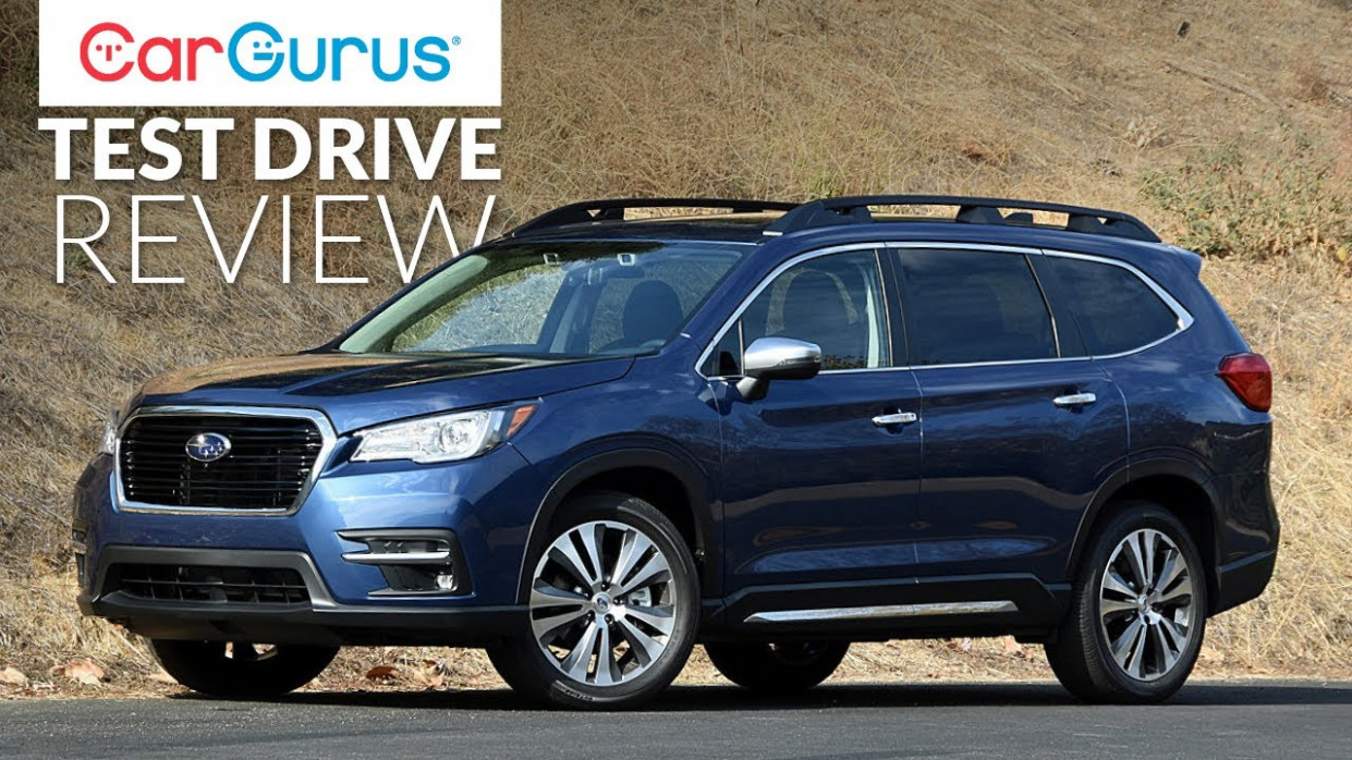 6 Subaru Ascent - Comfy, safe, and affordable