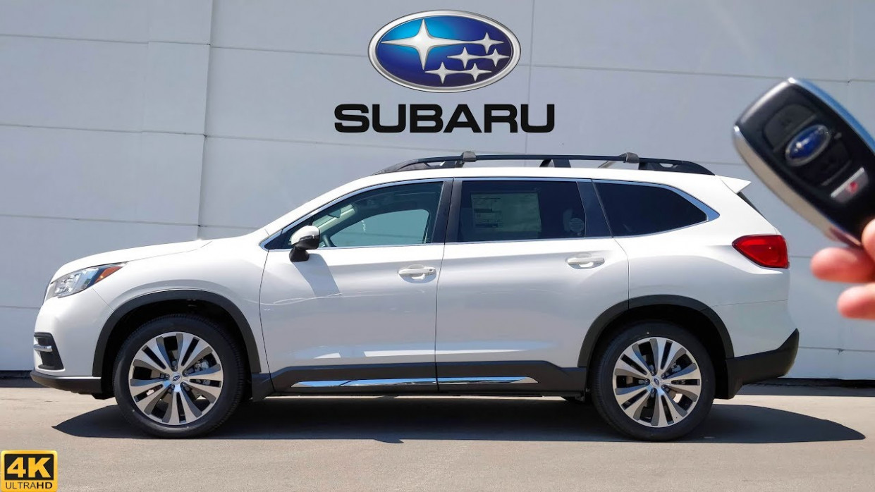 6 Subaru Ascent: FULL REVIEW | Is the BIGGEST Subaru the BEST One?? - 2020 subaru ascent youtube