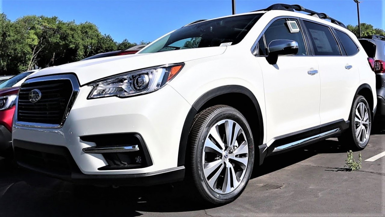 6 Subaru Ascent Touring: Anything New For The 6 Ascent???