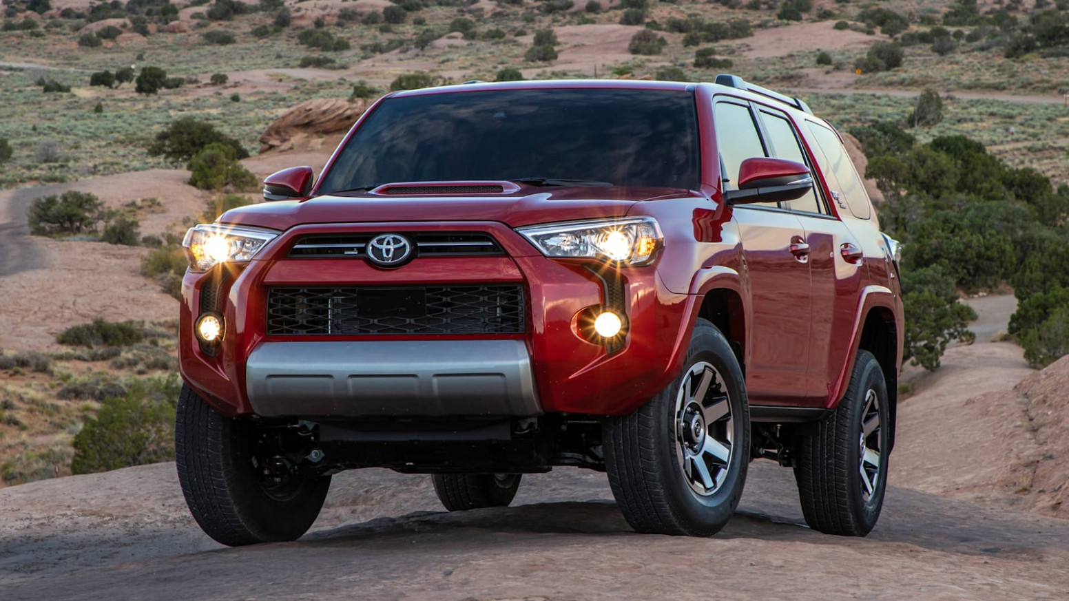 6 Toyota 6Runner TRD Off Road Premium 6dr 6x6 Pricing and Options
