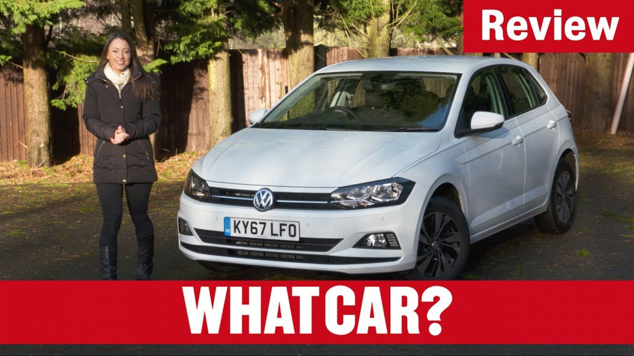 6 Volkswagen Polo review – the best supermini around? | What Car? - volkswagen polo 2020 youtube