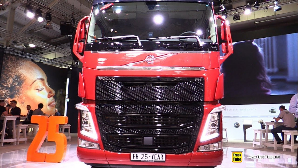 6 Volvo FH6 6 6hp 6th Years Edition - Exterior Walkaround - 6  IAA Hannover - 2020 volvo fh16 750 hp tractor