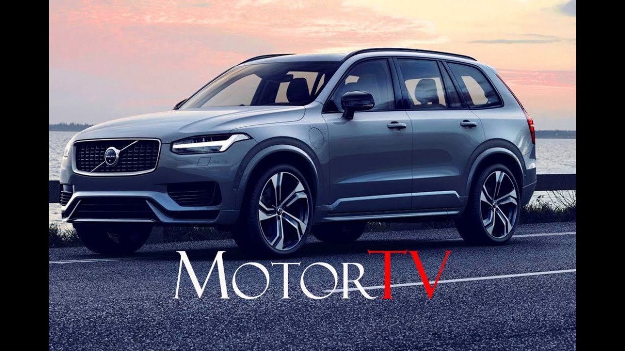 6 VOLVO XC6 Facelift Breaks Cover With KERS System l Key Facts & Design - volvo kers 2020