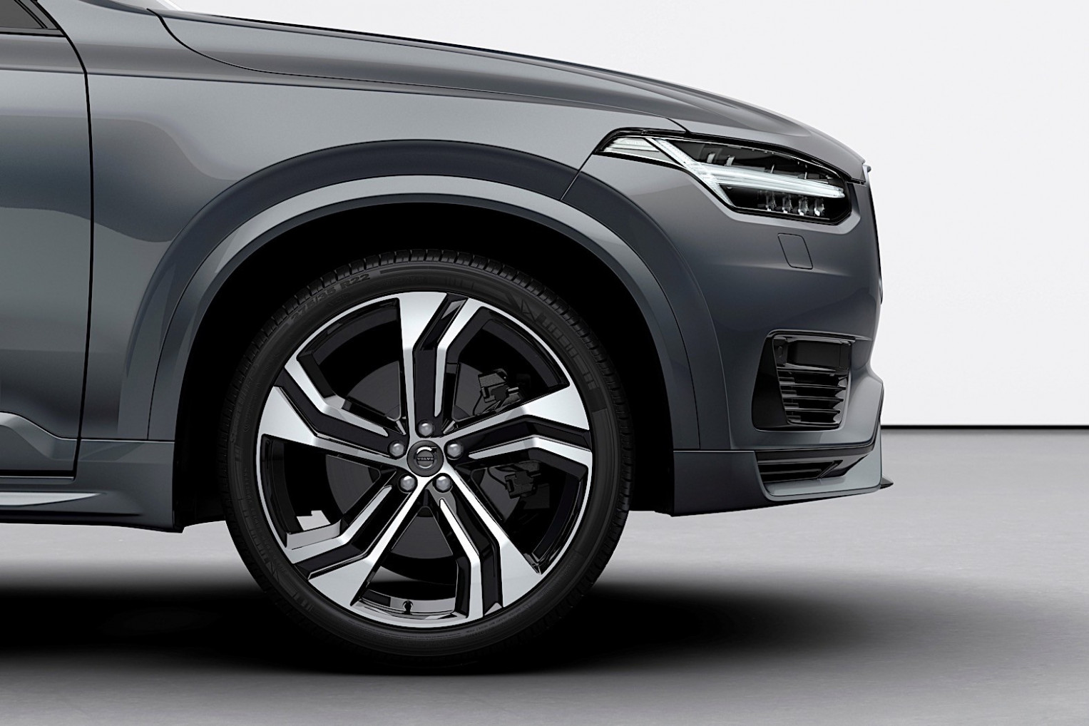 6 Volvo XC6 Gets KERS, Adds a B to Its Name - autoevolution - volvo kers 2020