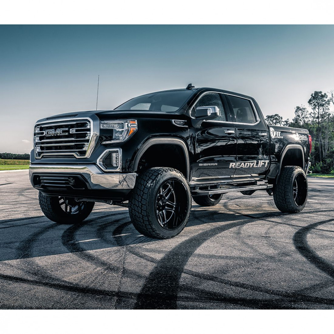 7 - 2020 gmc lifted