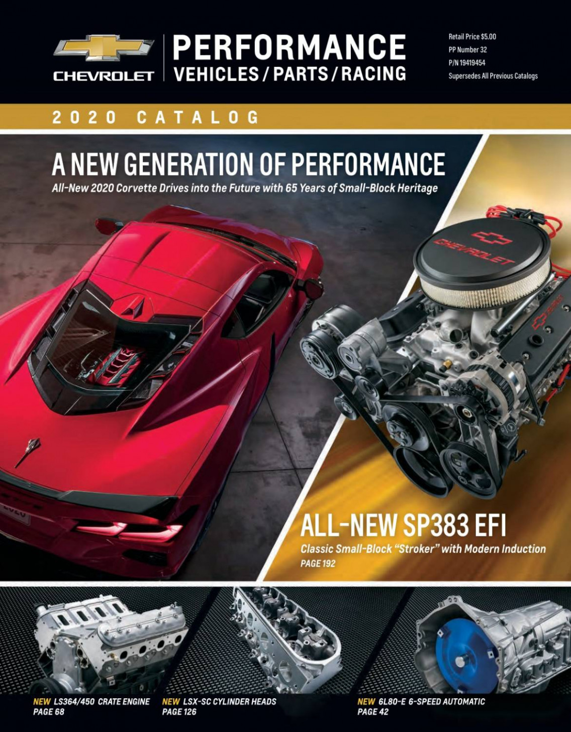 7 - 7 Chevy Performance Catalog Chevrolet Performance Parts
