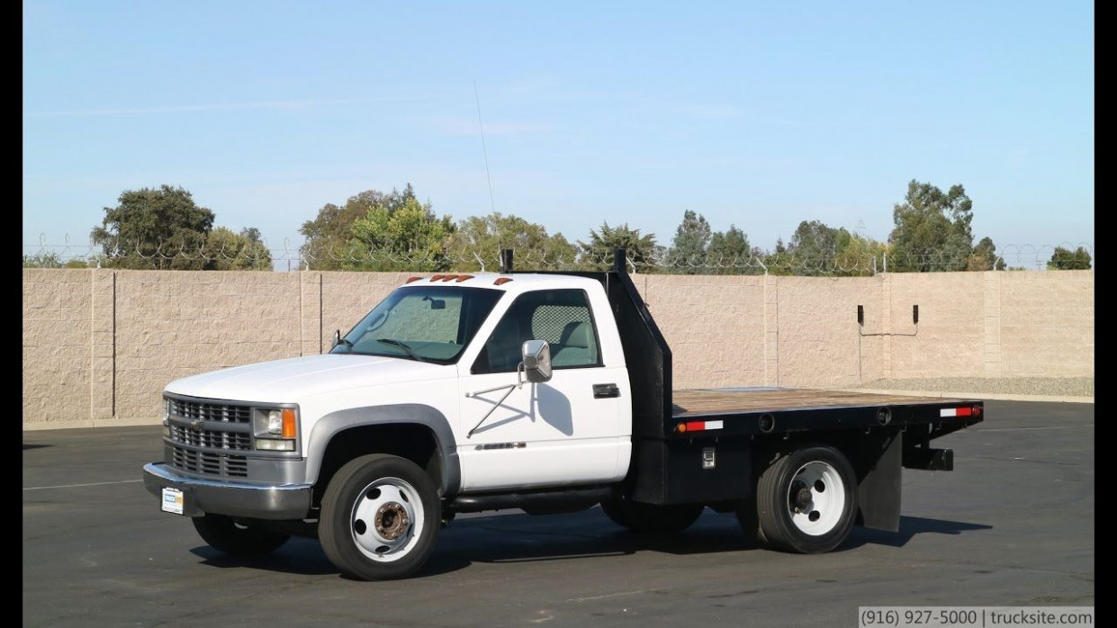 7+ 7 GMC flatbed Redesign - 2020 gmc flatbed