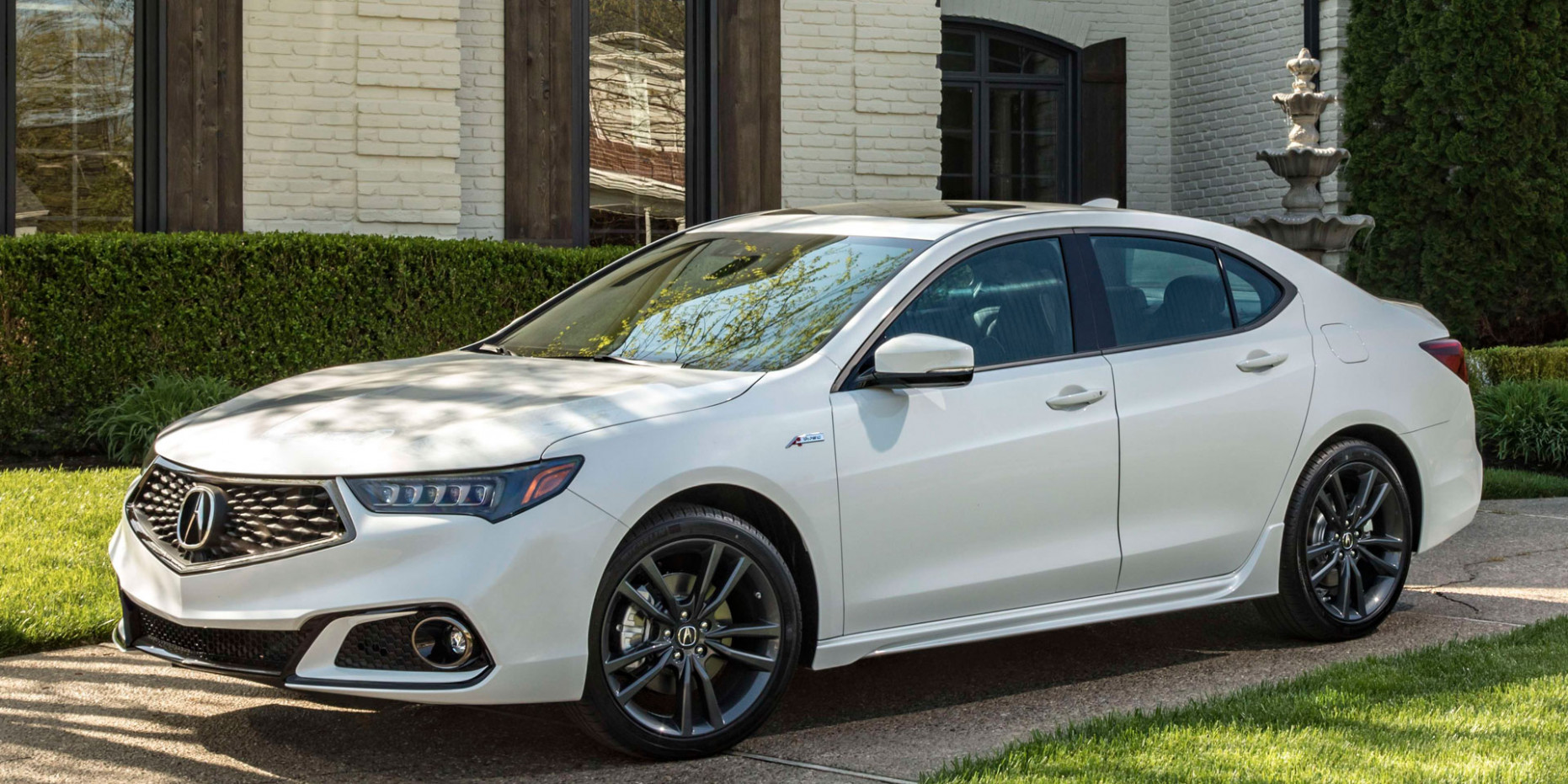 7 - Acura - TLX - Vehicles on Display | Chicago Auto Show - acura tlx 2020