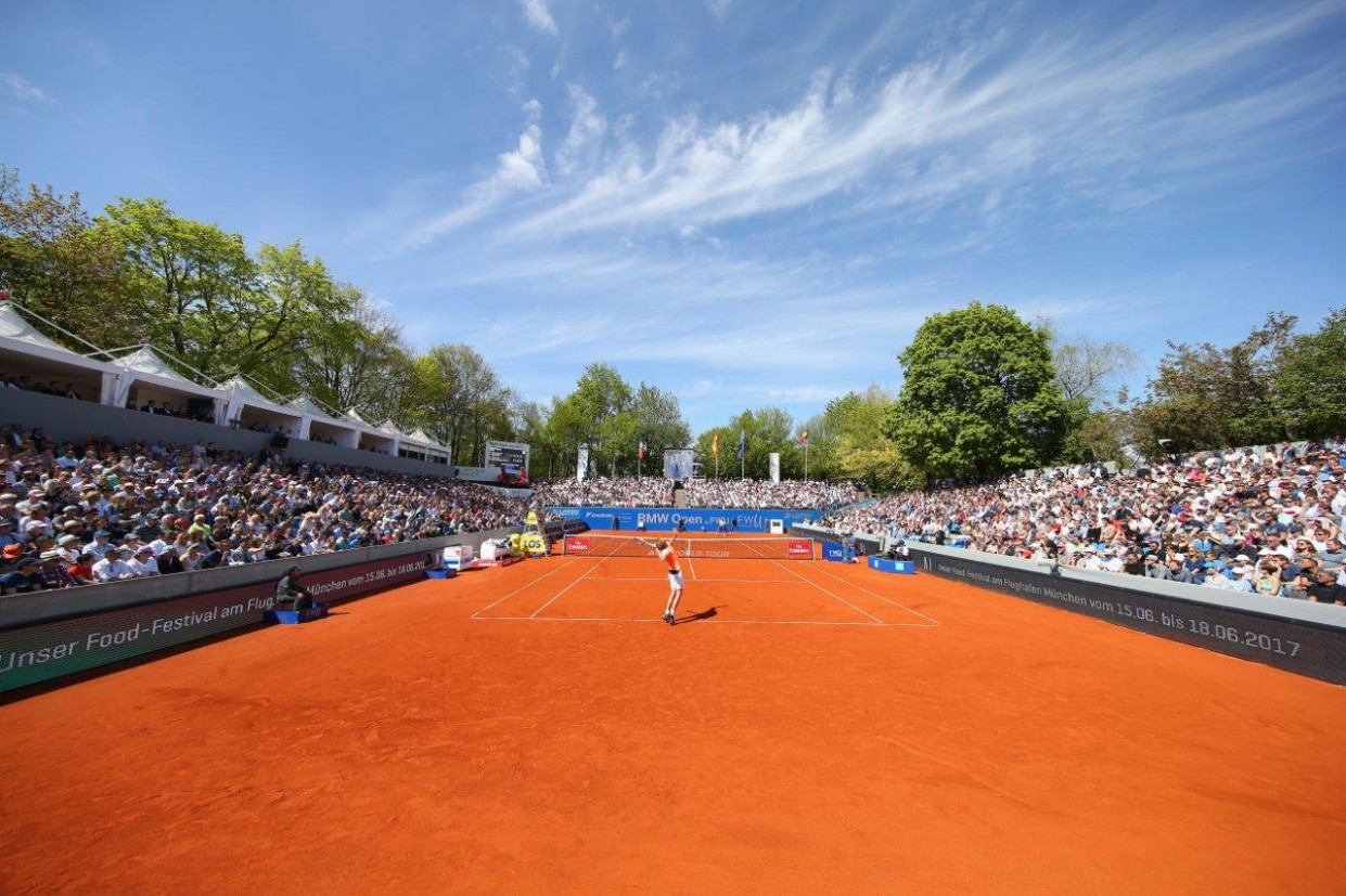 7 BMW Open Tickets Go On Sale - Tennis TourTalk - bmw tennis munich 2020