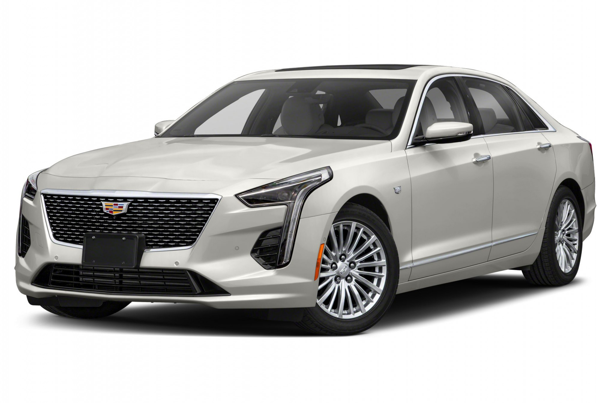 7 Cadillac CT7 7.7L Luxury 7dr All-wheel Drive Sedan Specs and Prices