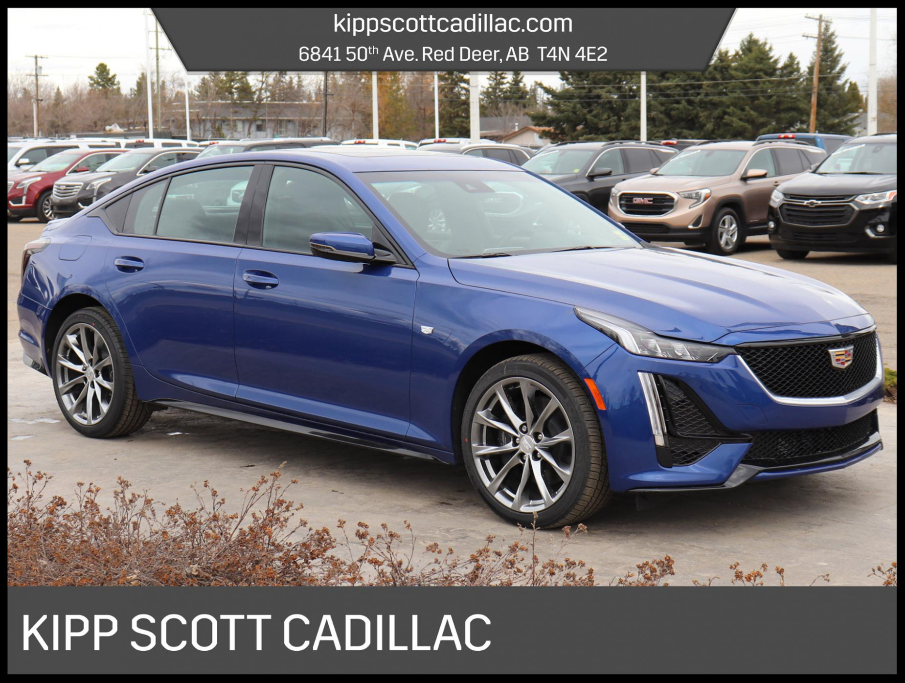 7 Cadillac CT7 for sale in Red Deer, AB | Kipp Scott GMC Cadillac Buick - 2020 cadillac for sale