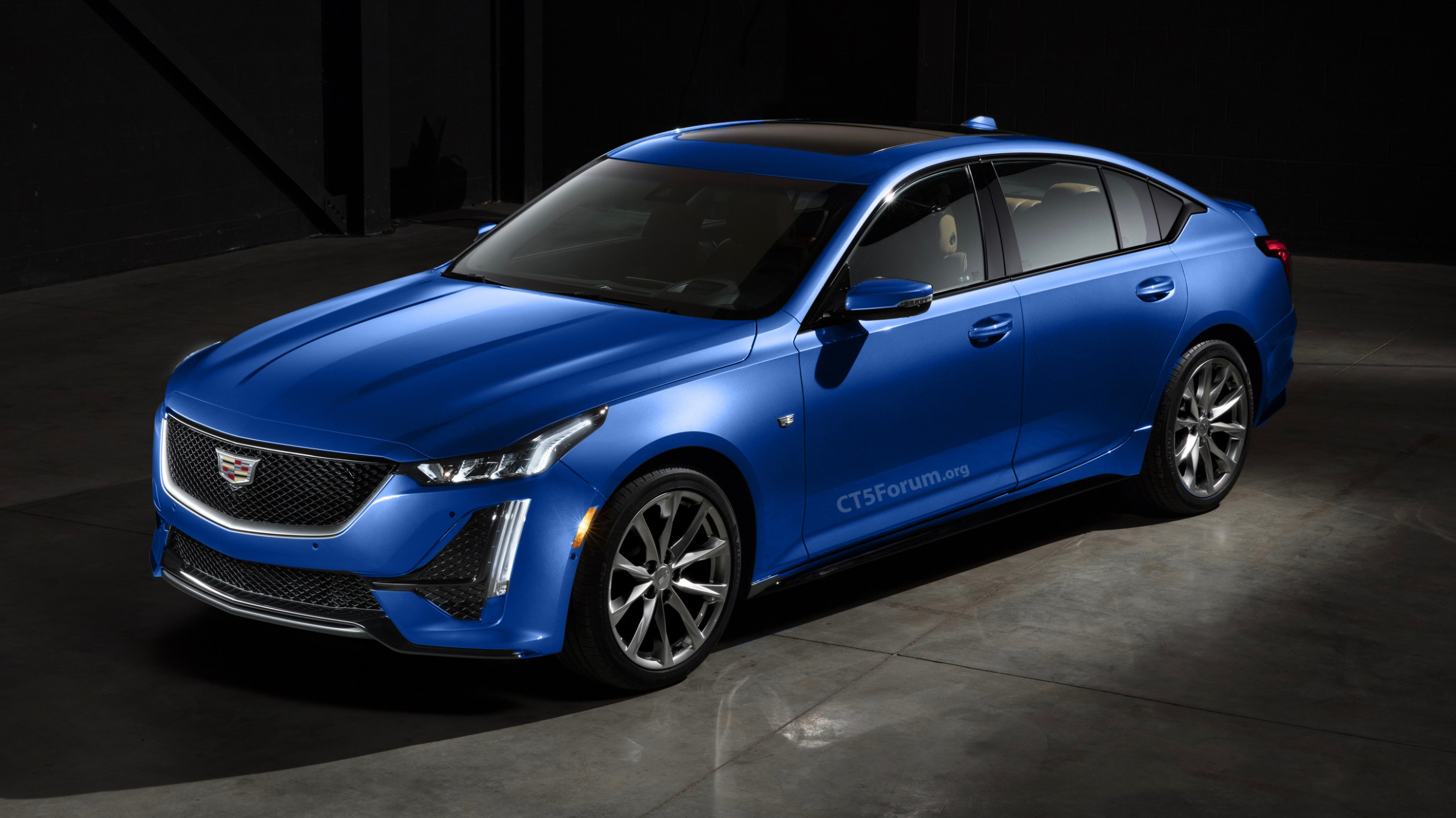 7 Cadillac CT7 Rendered In New Colors | GM Authority - 2020 cadillac blue