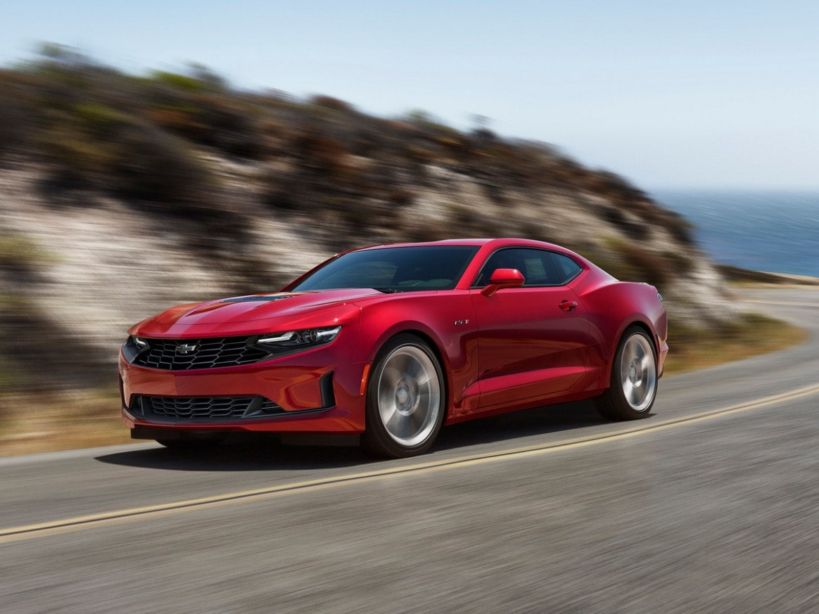 7 Chevrolet Camaro Offers V7 at a Lower Price | Kelley Blue Book - 2020 chevrolet models