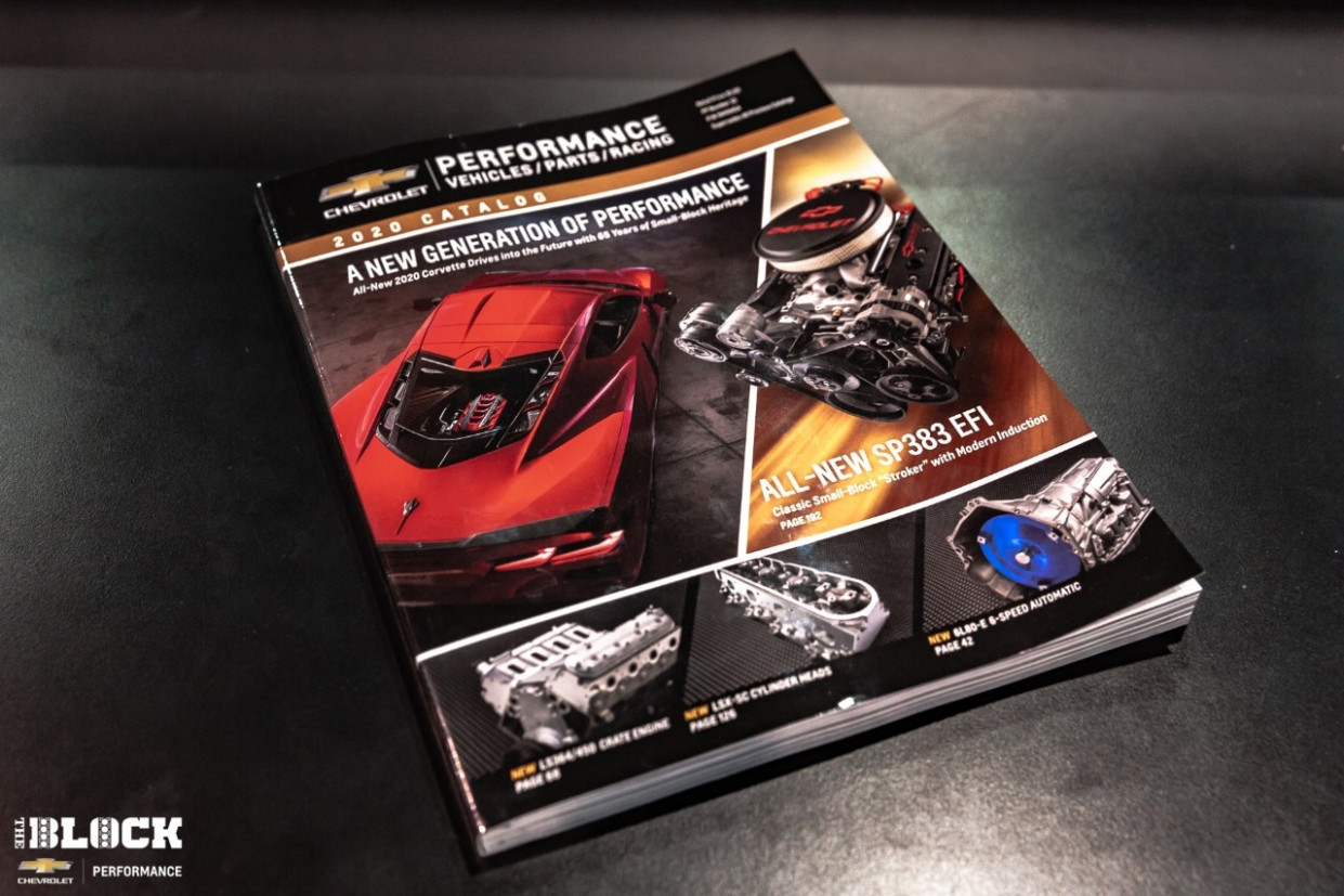 7 Chevrolet Performance Catalog Released