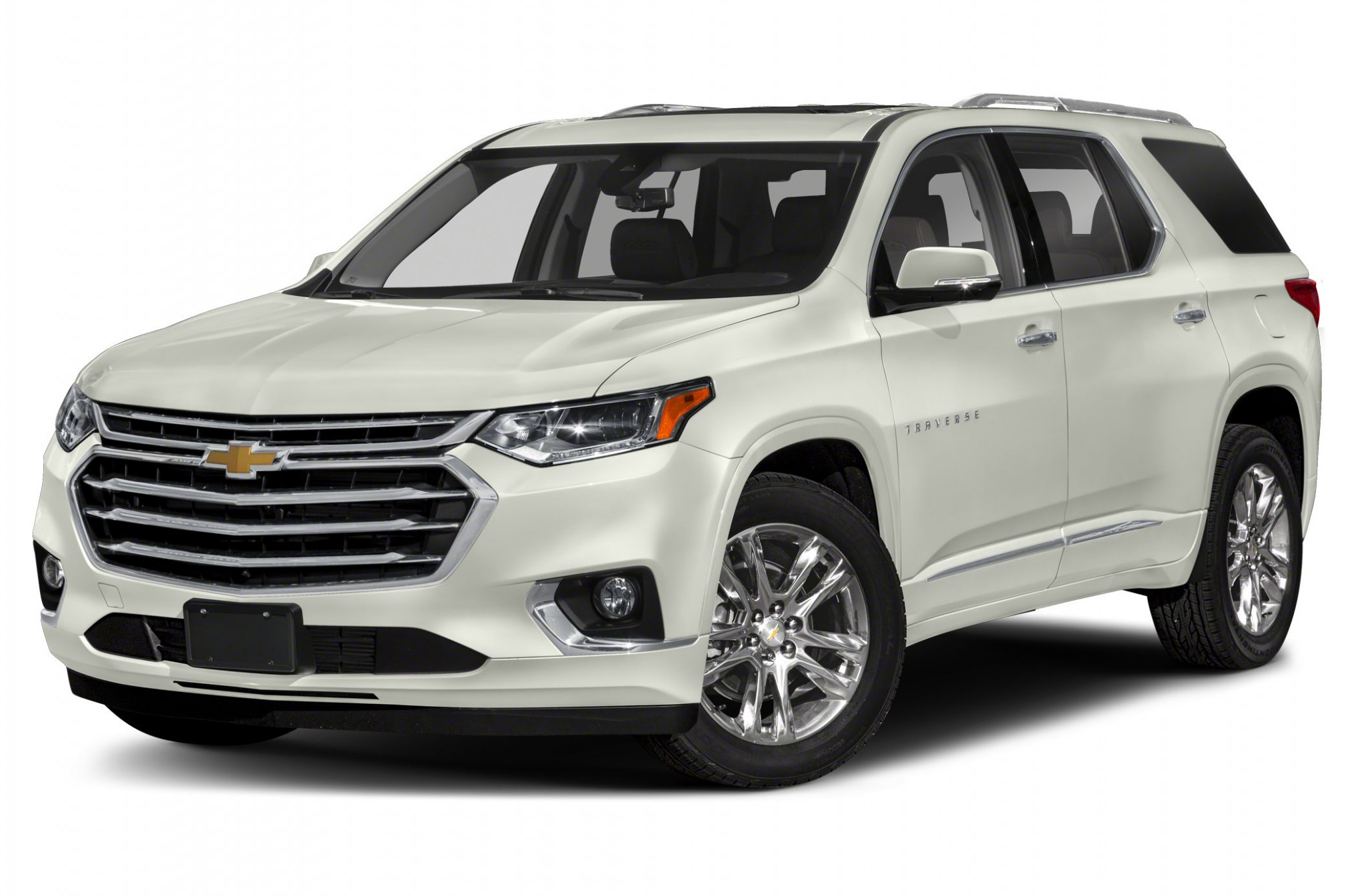 7 Chevrolet Traverse Premier Front-wheel Drive Pricing and Options