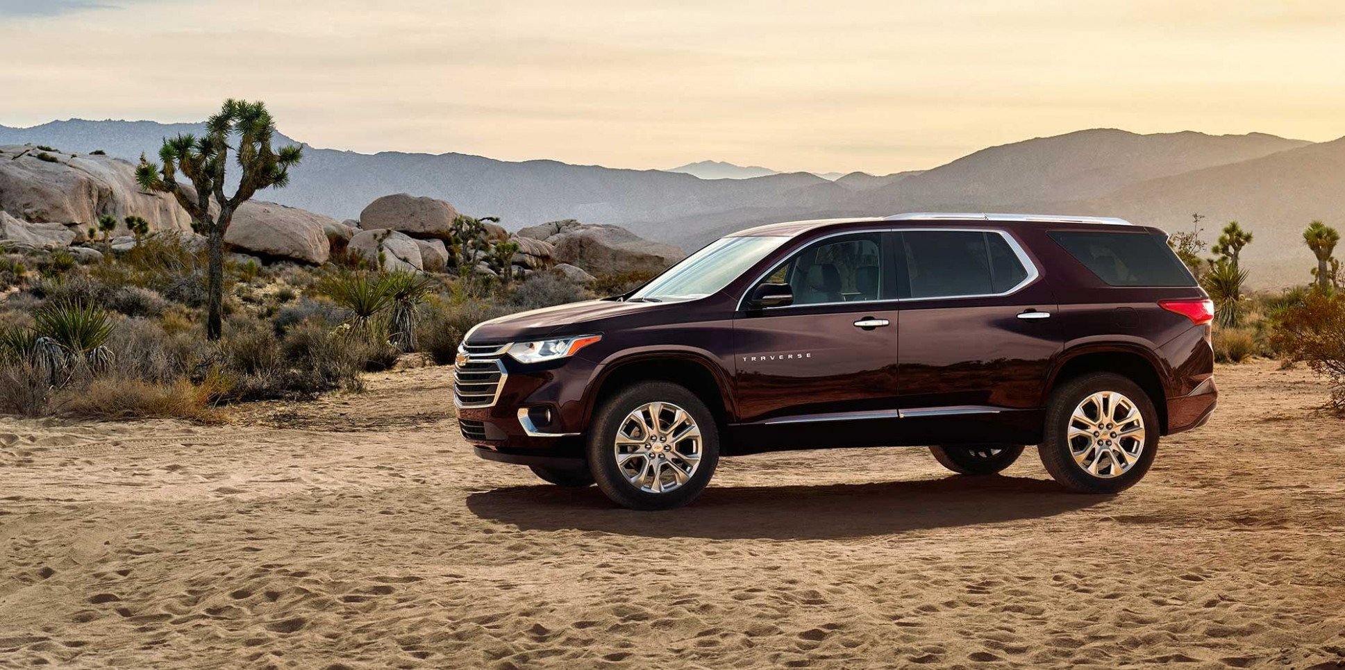 7 Chevrolet Traverse Review, Pricing, and Specs
