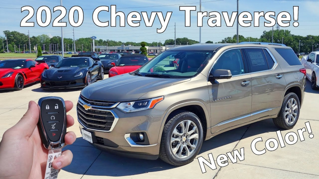 7 Chevy Traverse Premier | Full Tour + Changes for 7!