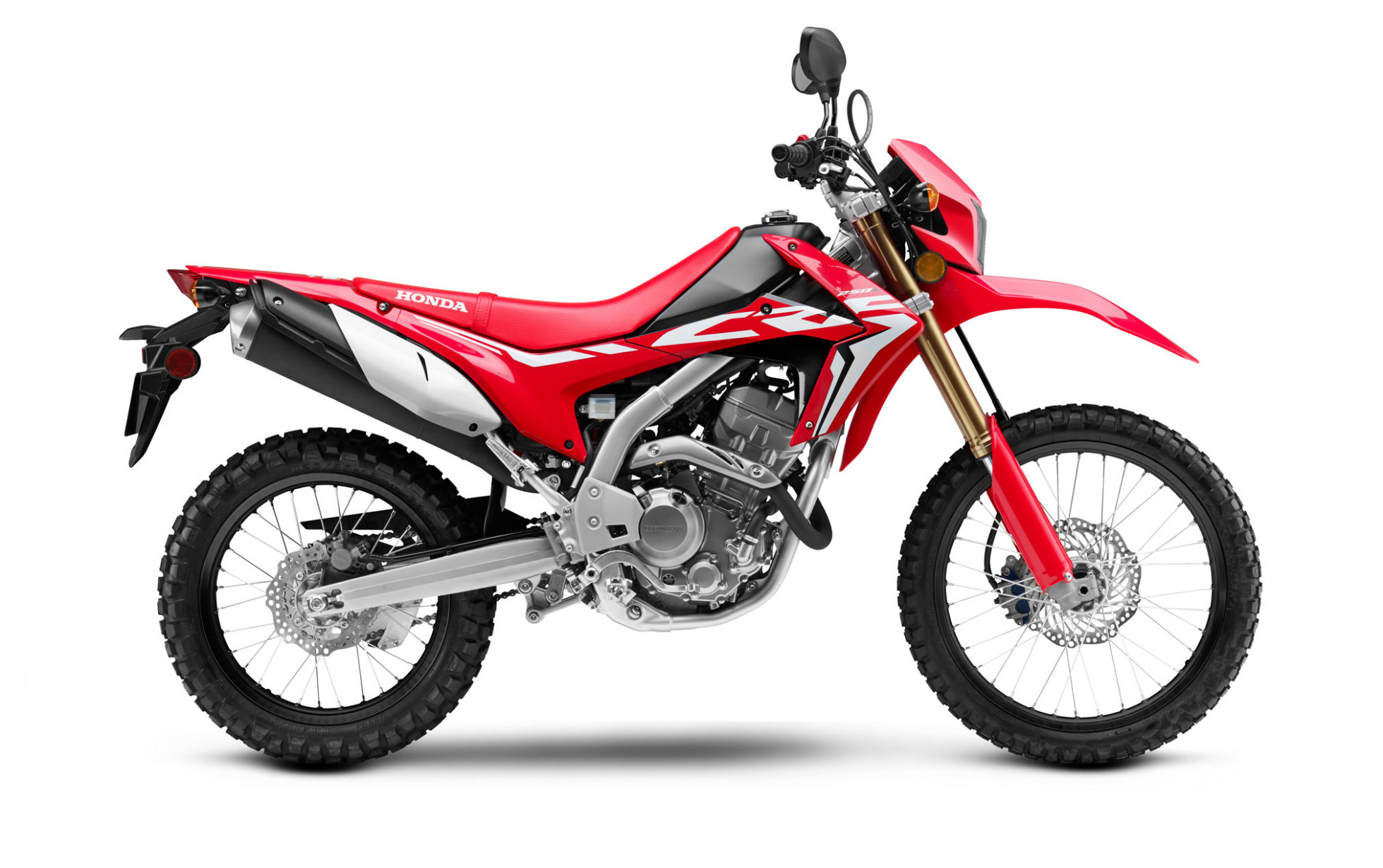 7 Honda CRF7L ABS Guide • Total Motorcycle