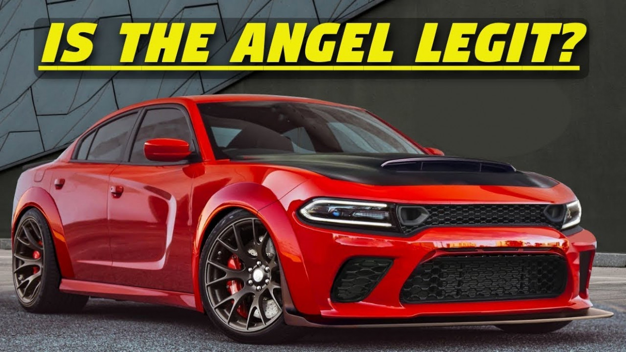 7 Horsepower Dodge Charger Angel? - Everything We Know So Far!