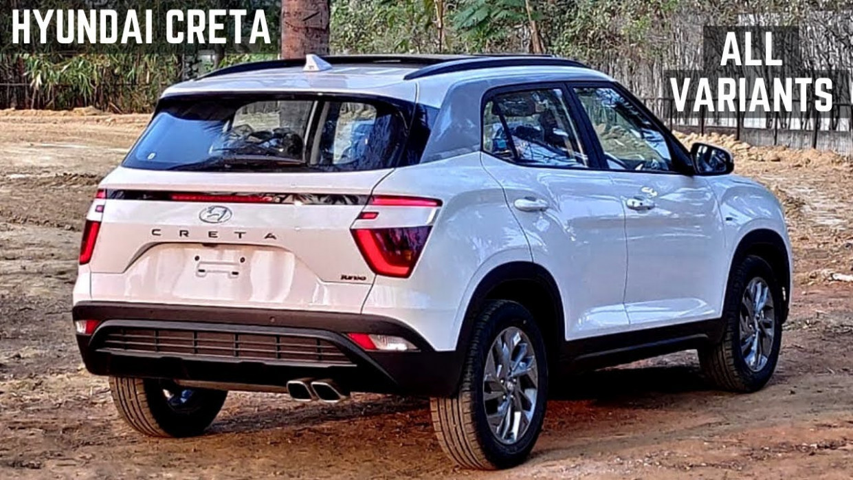 7 Hyundai Creta All Variants, Price Detailed Review – Interiors ...