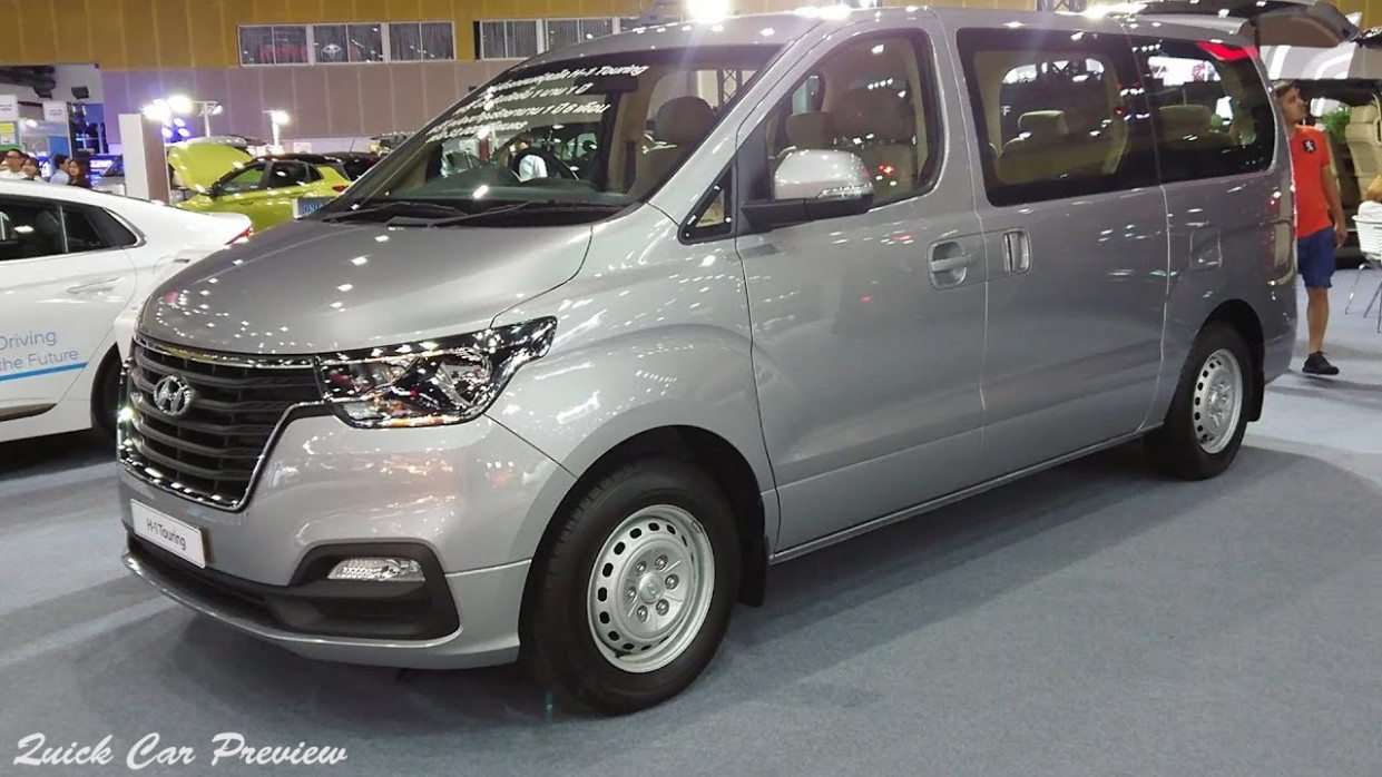 7 Hyundai H7 Touring 7.7 CRDi | Quick Preview