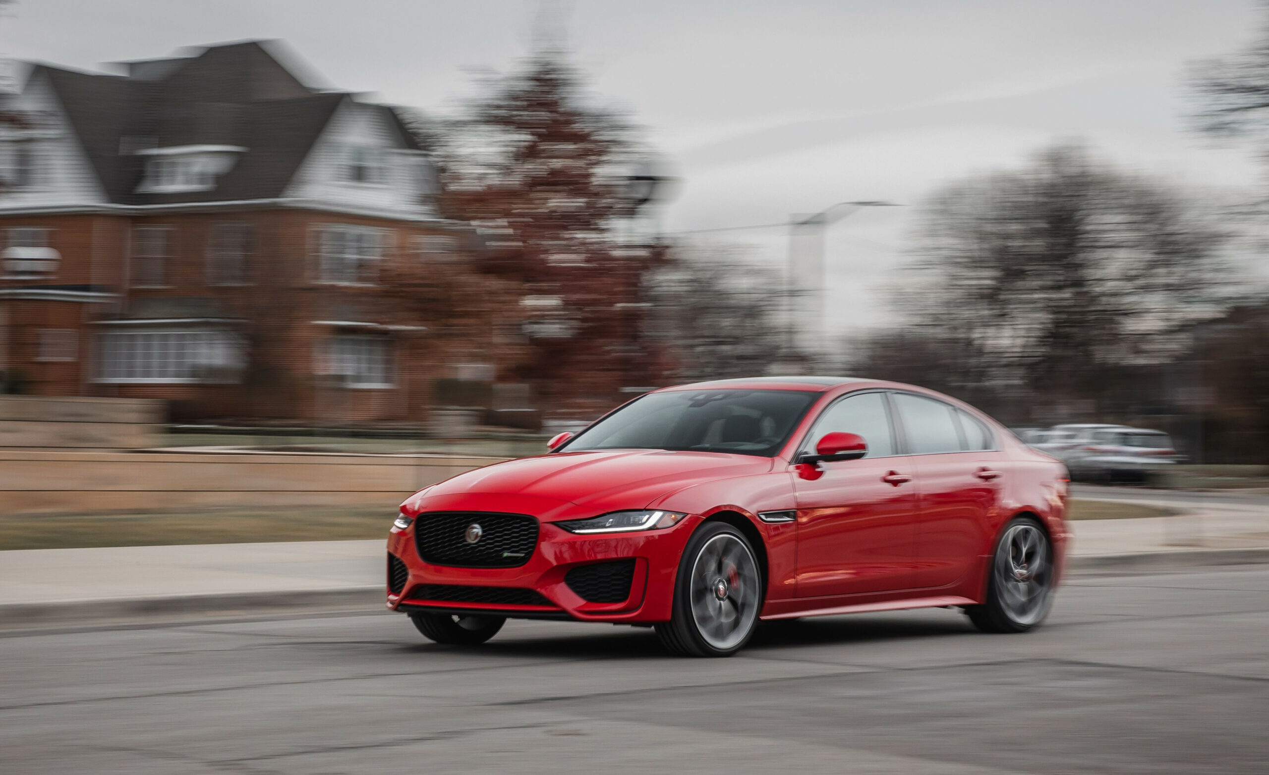 7 Jaguar XE Is Better but Less Potent