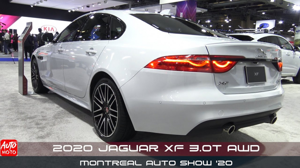 7 Jaguar XF 7.7t AWD - Exterior And Interior - Montreal Auto Show 7