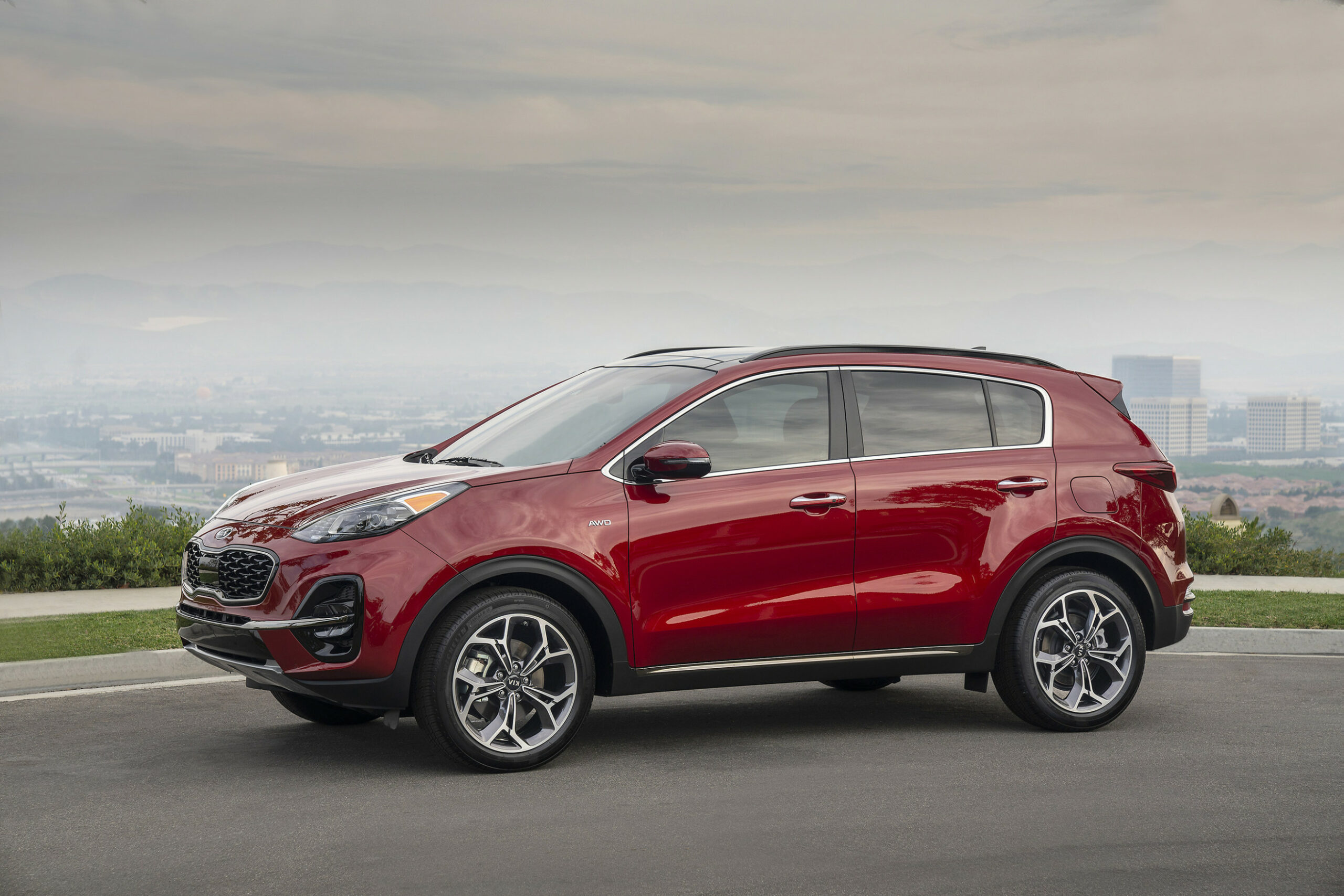 7 Kia Sportage Debuts At Chicago Auto Show - 2020 kia awd