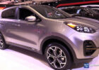 7 KIA Sportage SX AWD - Exterior and Interior Walkaround - 7 New York  Auto Show