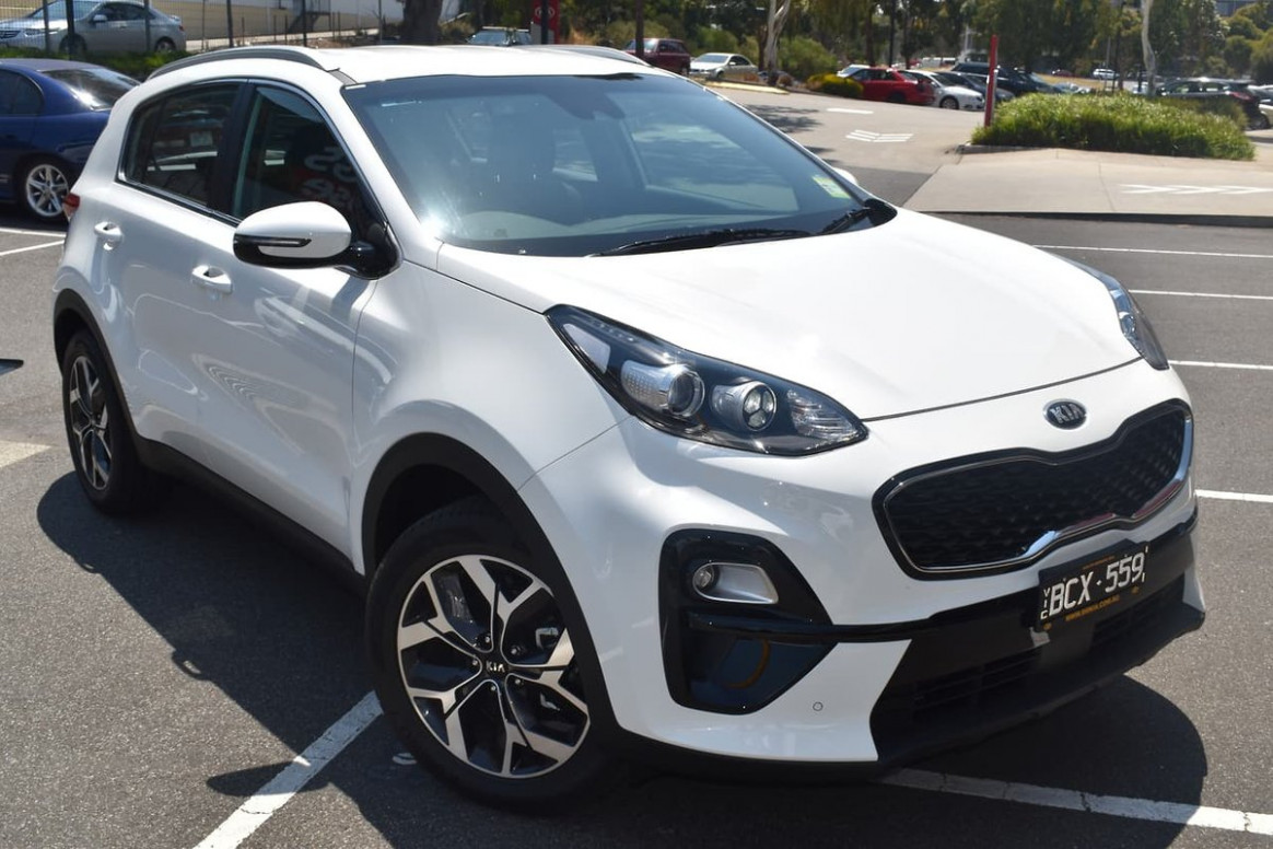 7 KIA Sportage SX QL MY7 For Sale in Mill Park | South Morang Kia