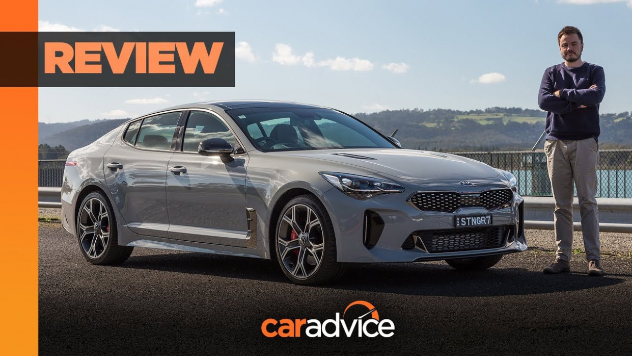 7 Kia Stinger GT review (With exhaust upgrade!)