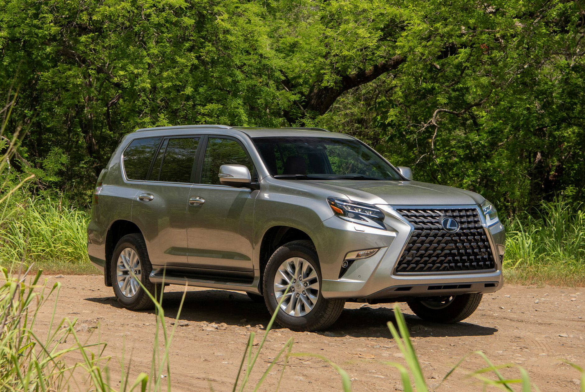7 Lexus GX 7 Review: The Other Leather-Lined Land Cruiser ..