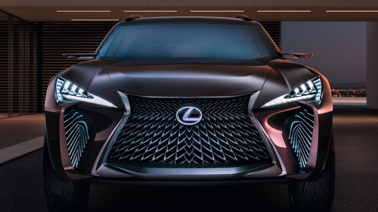 7 Lexus UX Hybrid Suv Introducing: Lexus UX Luxury Experience