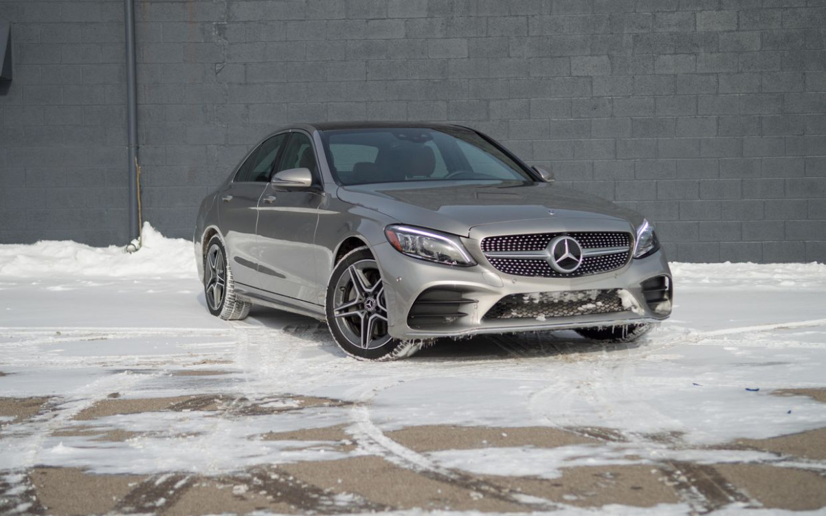 7 Mercedes-Benz C-Class reviews, news, pictures, and video ..