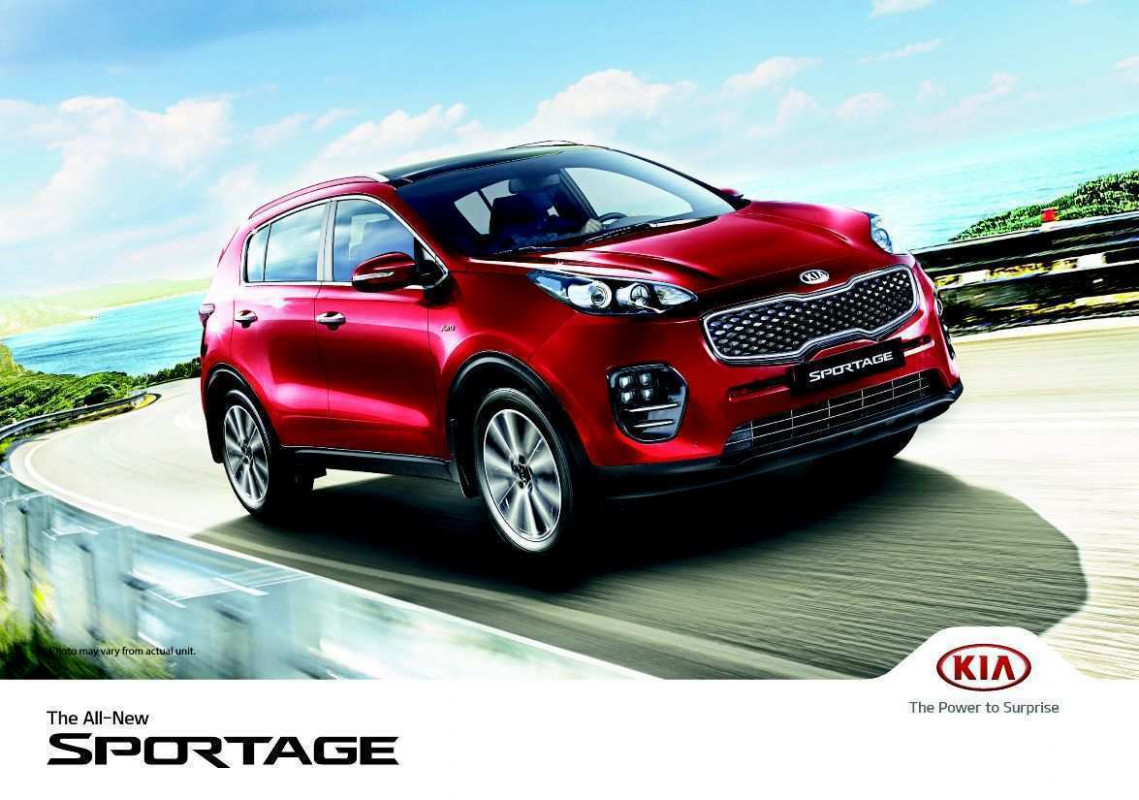 7 New 7 Kia Sportage Brochure Spesification with 7 Kia ..