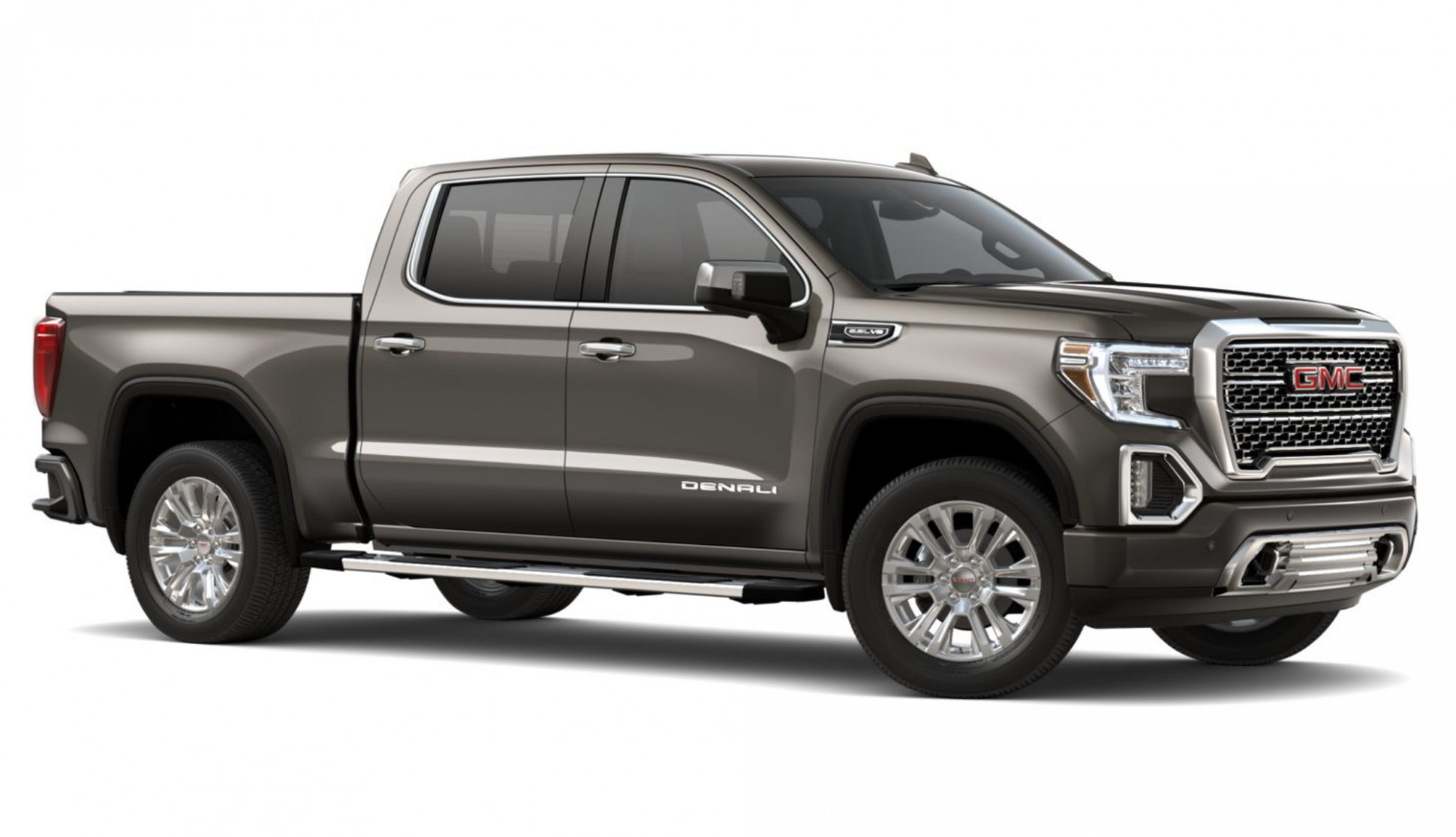 7 Sierra 7 Ditches This Paint Option, Gains New One | GM ...