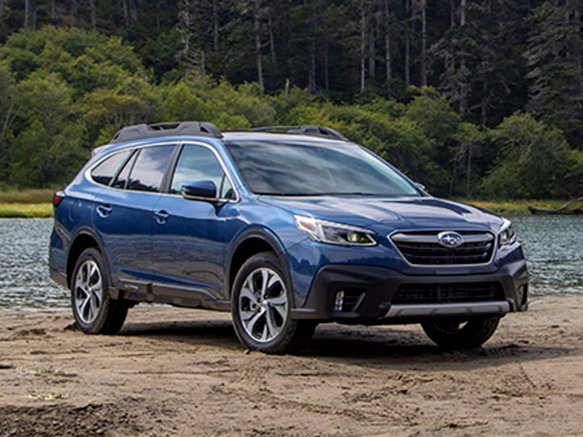 7 Subaru Outback First Review | Kelley Blue Book