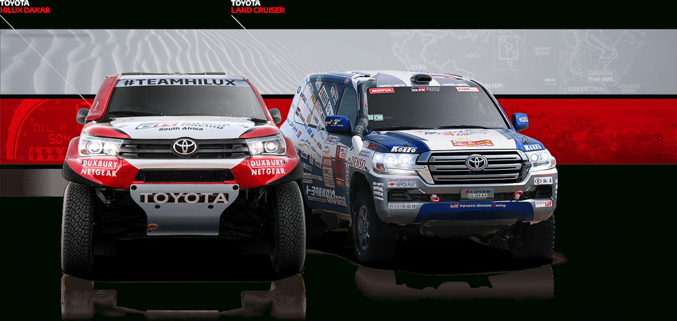 7 toyota dakar Redesign and Price 7*7 - 7 toyota dakar ...