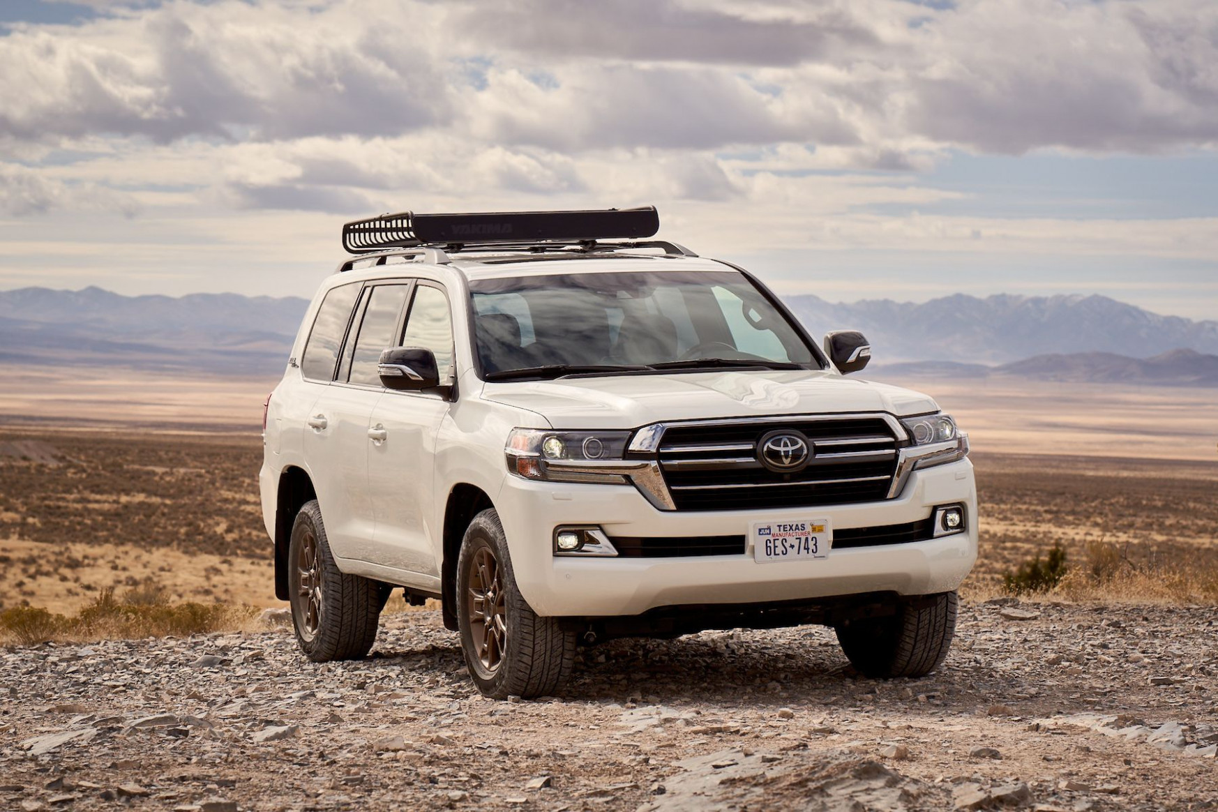 7 Toyota Land Cruiser Review, Pricing, and Specs