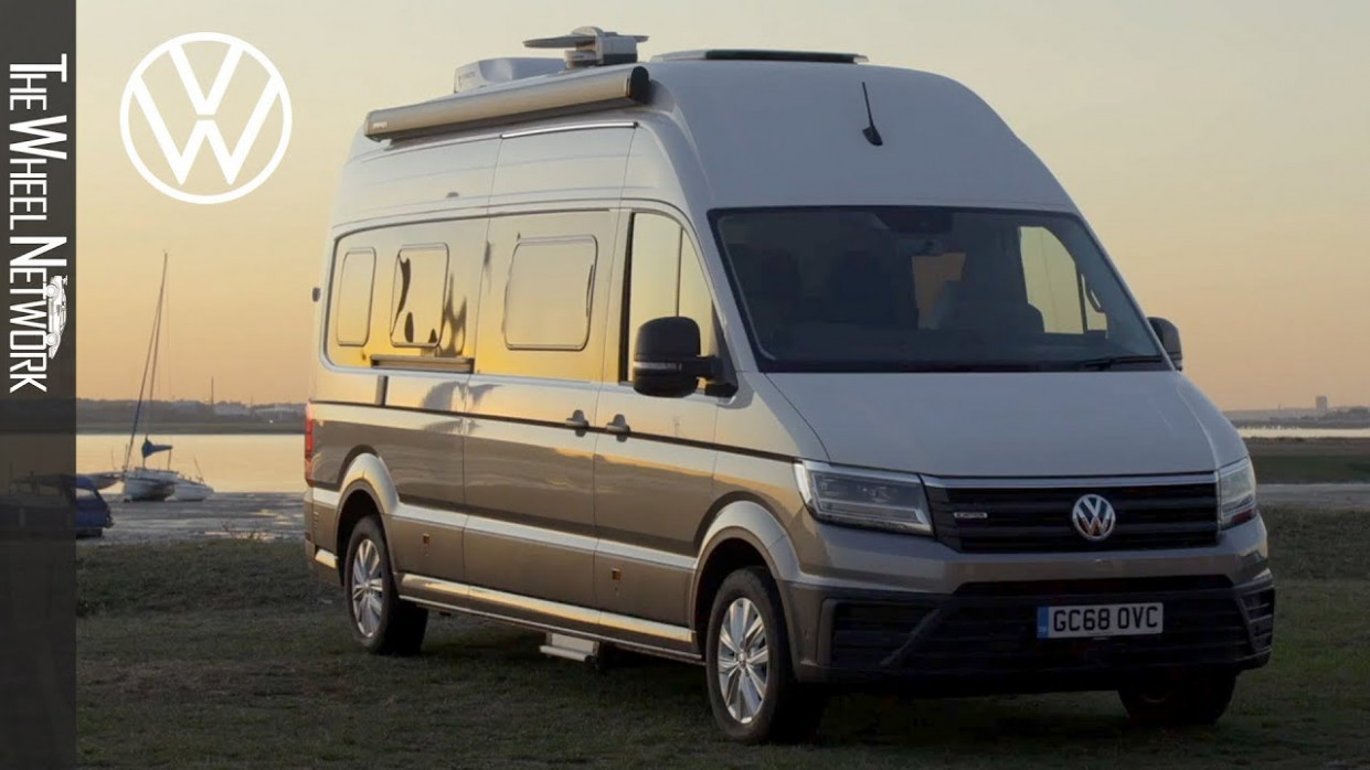 7 Volkswagen Grand California 7 (Crafter Based Motorhome)