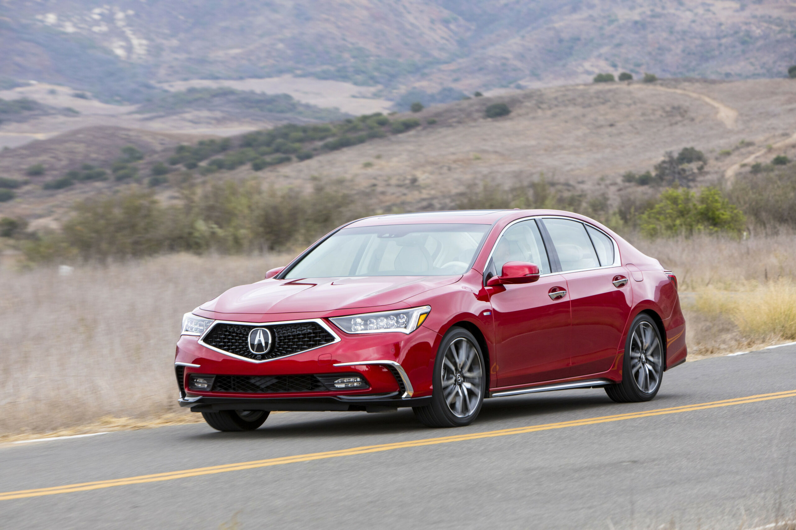 8 Acura RLX Review, Pricing, and Specs