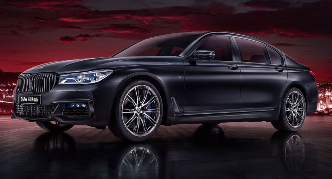 8 BMW 8 Series Black Fire Edition Revealed for China Only ...