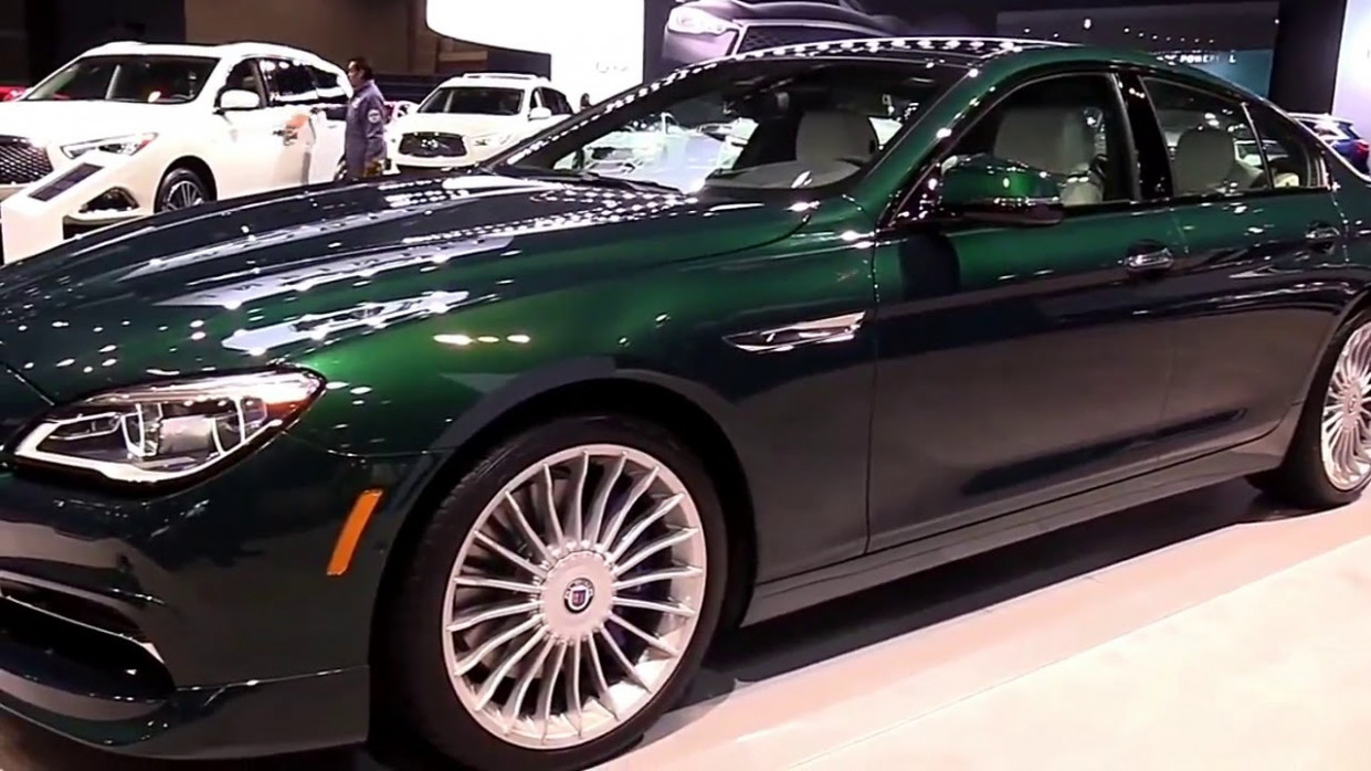 8 BMW Alpina B8 Gran Coupe Marketed from 8 Edition Design Special  First Impression Lookaround - 2020 bmw b6 alpina