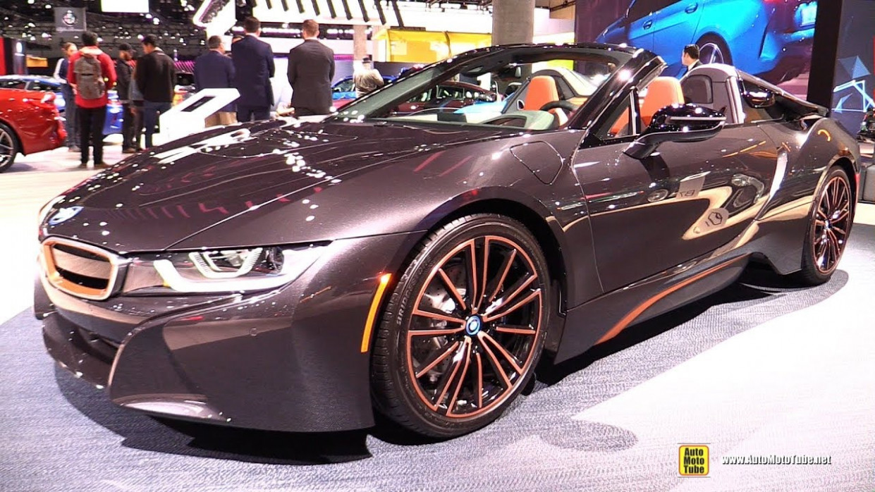8 BMW i8 Roadster Sophisto Ultimate Edition - Walkaround - 8 LA Auto  Show - 2020 bmw i8 convertible