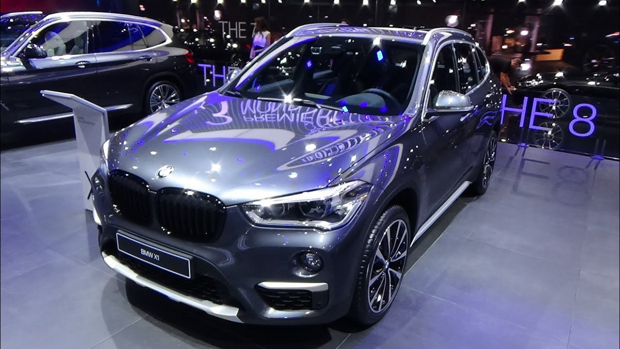 8 BMW X8 sDrive88i - Exterior and Interior - Paris Auto Show 2088 - 2020 bmw x1 harga