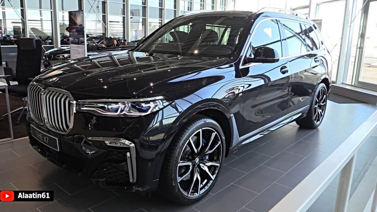 8 BMW X8 | XDrive FULL REVIEW Interior Exterior | Luxury SUV - 2020 bmw x7 xdrive50i