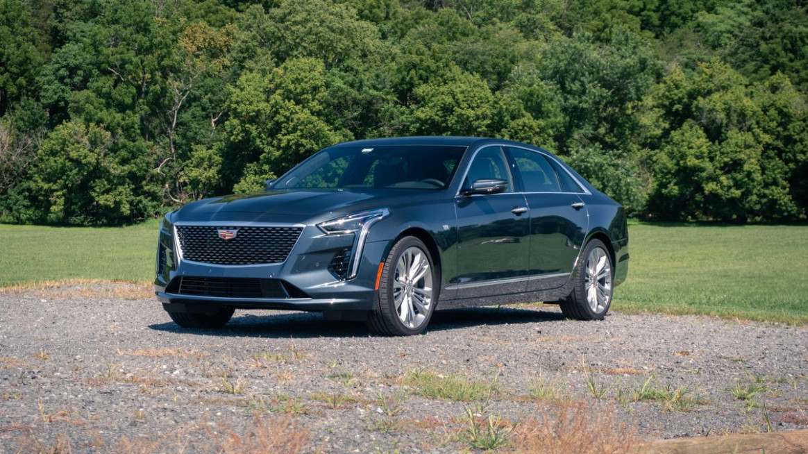 8 Cadillac CT8 first drive review: Going out with a Blackwing ..