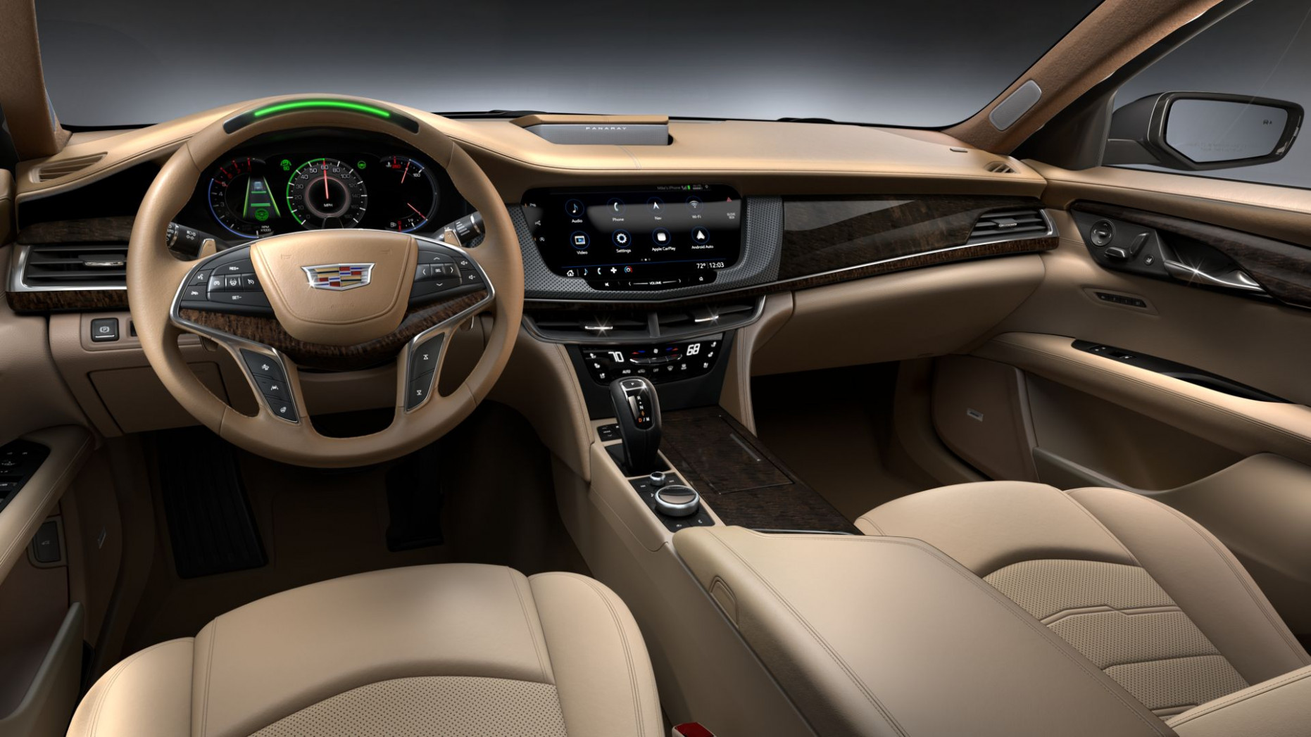 8 Cadillac CT8 Interior Colors | GM Authority