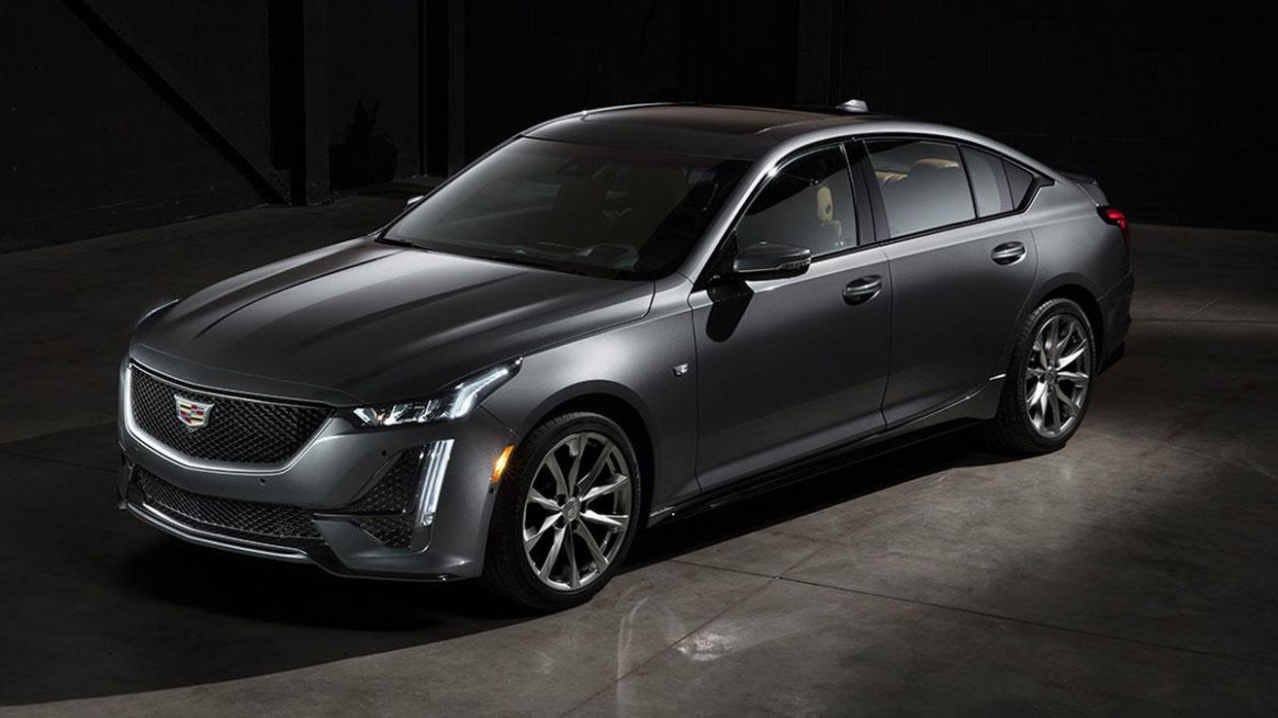8 Cadillac CT8 offers lots of standard kit starting below ...