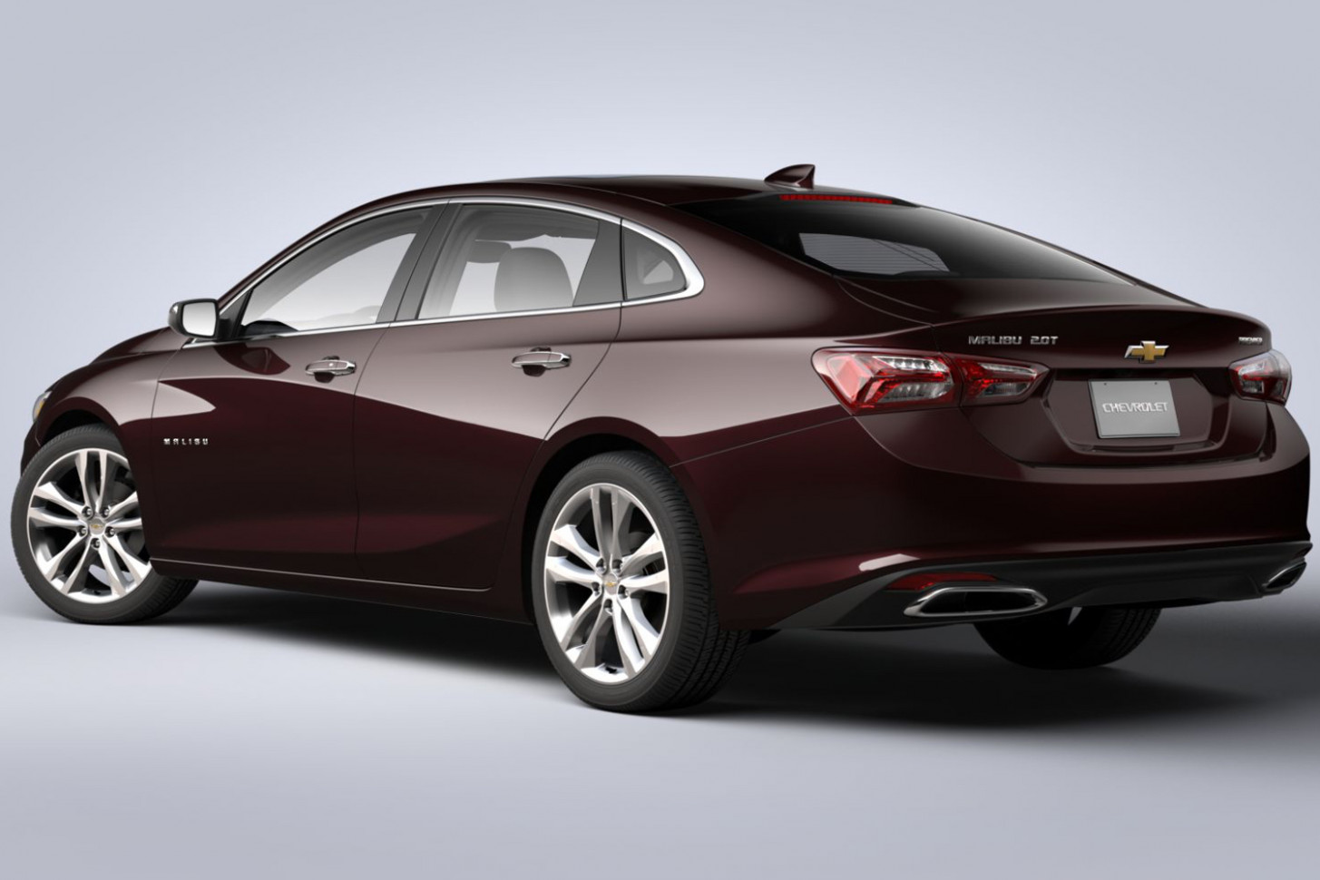 8 Chevrolet Malibu New Black Cherry Metallic Color | GM Authority